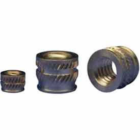 Single Vane Ultrasonic Tapered Threaded Inserts