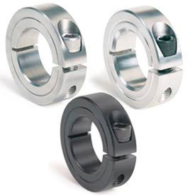 1-Piece Clamping Collars