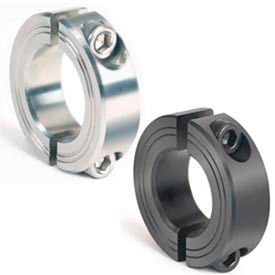 Metric 2-Piece Clamping Collars