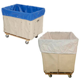 Hamper Basket Liners - Vinyl and 200 and 400 Denier Nylon