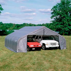 ShelterLogic® 18 Ft Wide Storage Shelters