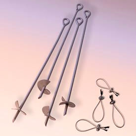 ShelterLogic® stockage abris accessoires