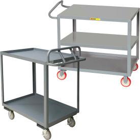 Stock en acier ergonomique & chariots utilitaire