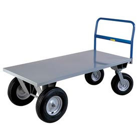 Little Giant® Steel High-Deck Cushion-Load Platform Trucks