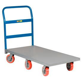 Little Giant® 6-Wheel Steel Deck Platform Trucks