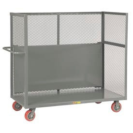 Drop-Shelf Steel Bulk Storage Trucks