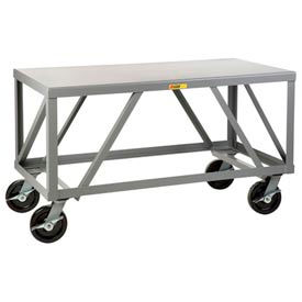 Extra HD 7 Gauge Steel Mobile Tables