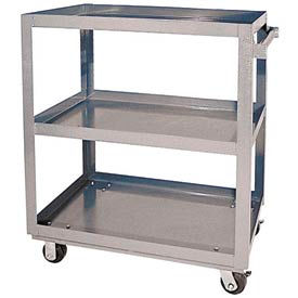 Aluminum Shelf Service Carts
