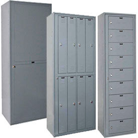 Hallowell® Uniform Exchange Lockers™