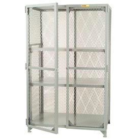 Little Giant® All-Welded Ventilated Storage Lockers