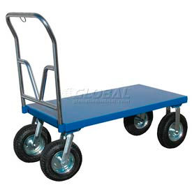 All-Terrain Steel Deck Platform Trucks