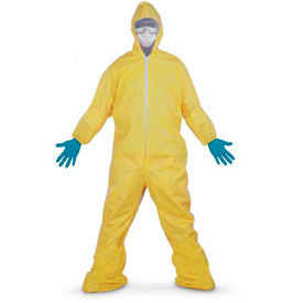 HazMat Personal Protection Coverall Kits