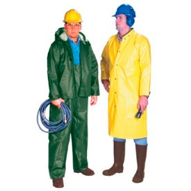 Flame Resistant Rainwear