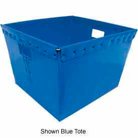 Corrugated Plastic Nestable Totes