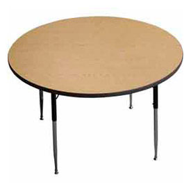 Allied -  Round Activity Tables With Standard & Juvenile Height