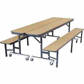 Tables transformables National Public Seating® & bancs