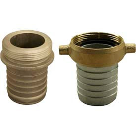 Aluminum/Brass Pin-Lug Couplings