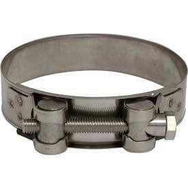Colliers de serrage en acier inoxydable Super H.D.