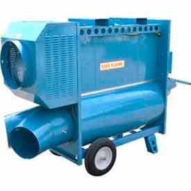 Indirect Fired Heaters Gas Series