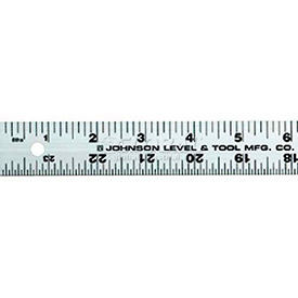 Straight Edges & Rulers