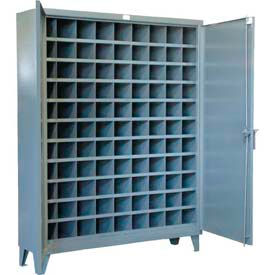 Stronghold®  Heavy Duty Metal Bin Compartment Cabinets
