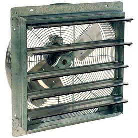 Ventilateurs d'obturateur d'échappement industriels de Fantech