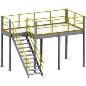 Equipto - Complete Mezzanine Systems