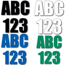 Durastripe Supreme Floor Marking Numbers & Letters