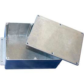 NEMA Die-Cast Aluminum Boxes With Mounting Flange- Thin Wall (CN-Series)