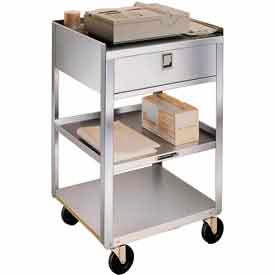 Stainless Steel Mobile Medical Equipment Carts