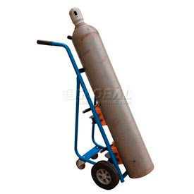Magnetic Cylinder Hand Truck
