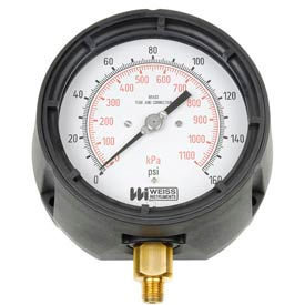 Weiss Process Pressure Gauges