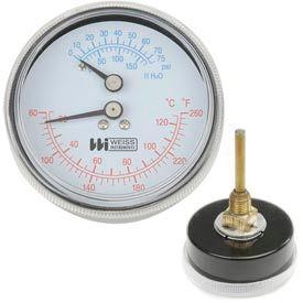 Weiss Tri-O-Meter Boiler Gauges