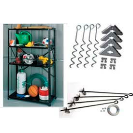 Arrow Shed Anchor & Storage Accessory Kits