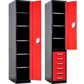 Hallowell Fort Knox Locker Cabinets