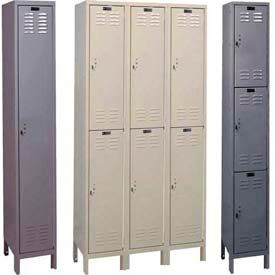 Hallowell® Value Max Lockers