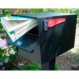Verrouillage sécurité des boîtes aux lettres