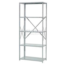 Penco Open Steel Shelving - Clipper Hi-Performance (Complete Units) 20 Gauge - 87