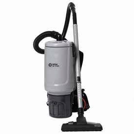 Nilfisk & Clarke Backpack HEPA Vacuums