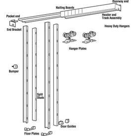Quincaillerie pour portes coulissantes