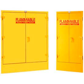 Stronghold® Flammable Drum Storage Cabinets