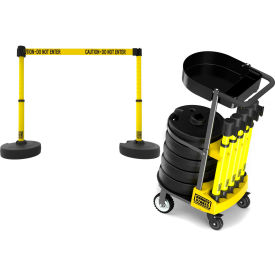 Banner Stakes Cart Barriers