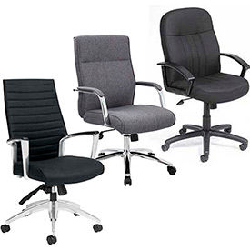 Executive Style Office Chairs