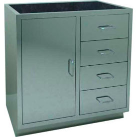 Blickman Base Medical Cabinets