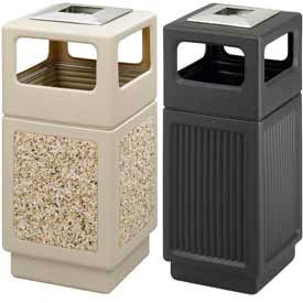 Canmeleon™ Ash And Trash Receptacles