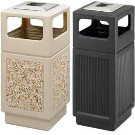 Canmeleon™ Ash et poubelles