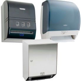 Automatic Paper Towel Dispensers