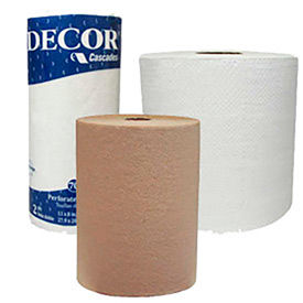 Rouleaux de papier essuie-tout