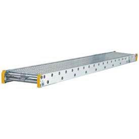 Werner® Aluminum Stage Platforms