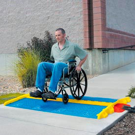 Checkers Cross-Guard® ADA Compliant Access Ramps And Rails